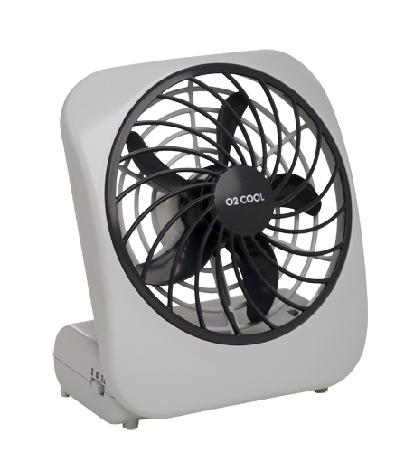 O2 Cool Fan : O cool battery operated quot fan