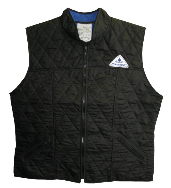 Evaporative Cooling Clothing : Hyperkewl deluxe evaporative cooling sport vest colors