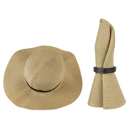 9abc9c15c SUNLILY Roll-n-Go Packable Sun Hat - 2 Colors