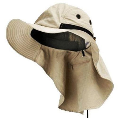 534b7ae8909 ADAMS HEADWEAR Extreme Condition Hat - UV 45+ Sun Protection